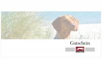 DOGSTYLER® Dog Gutschein
