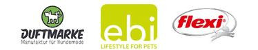 Duftmarke Manufaktur für Hundemode | ebi Lifestyle for pets | flexi