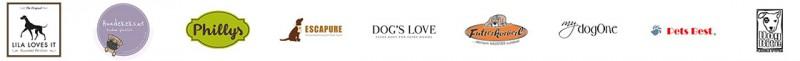Lila loves it | Hundekeks.at | Phillys | Escapure | Dog's Love | Futterkörberl | myDogOne | Pets Best | Dog Bite