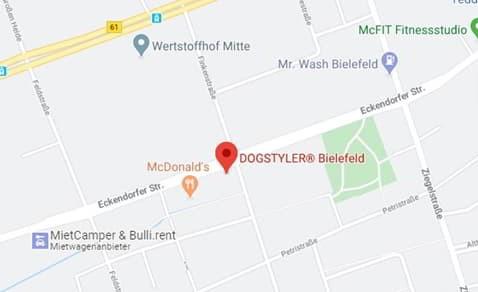 Jetzt direkt die Route nach Bielefeld planen