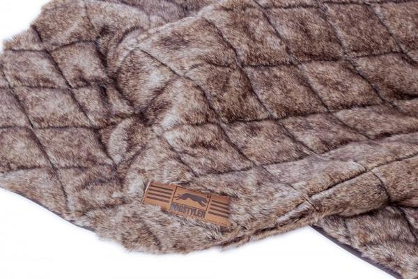 DOGSTYLER® Dog Luxury blanket - Marble