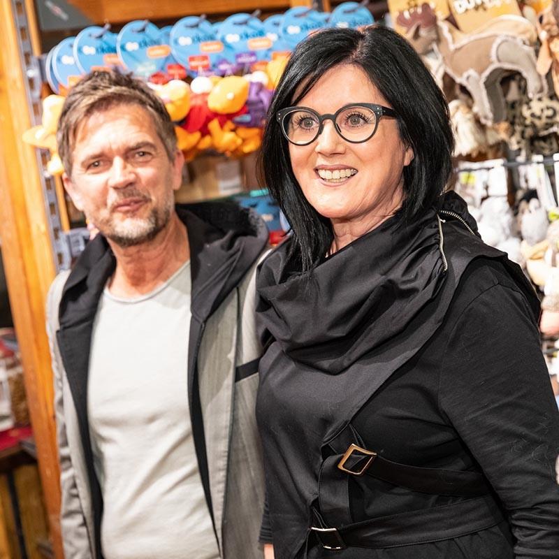 Pressemitteilung DOGSTYLER Zweiter Store in Linz eröffnet