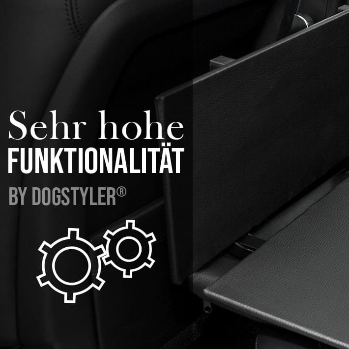 Sehr hohe Funktionalität by DOGSTYLER®