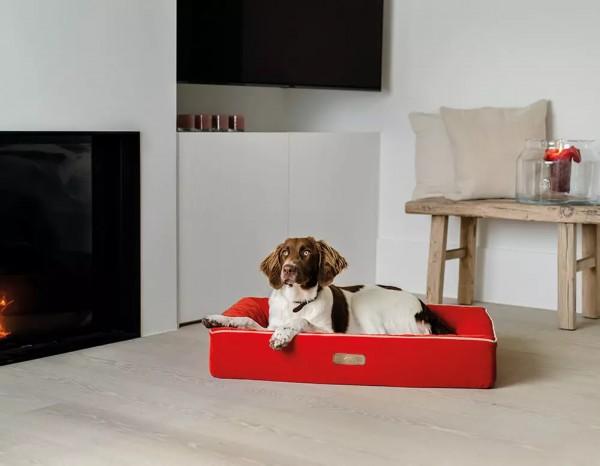 DOGSTYLER® Dog Lounger VELVET